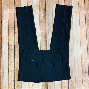 Gap True Straight Black Dress Pants, Size 00R -
